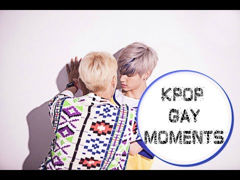 KPOP | GAY MOMENTS