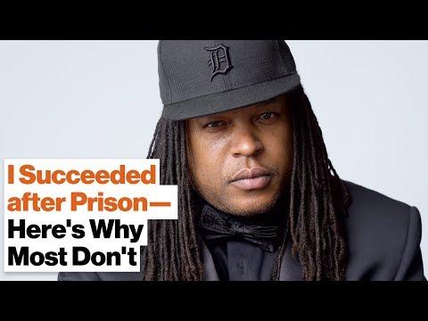 How Prison Sets Inmates Up for Failure: Racism, Mental Illness, Poverty | Shaka Senghor