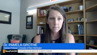 Dr. Pamela Grothe on Climate Change during the Pandemic