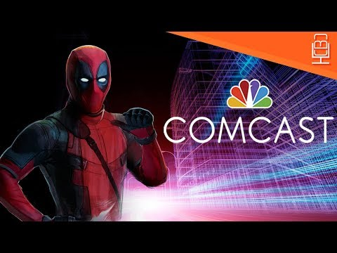 Comcast drops bid for FOX, leaving Disney to Buy assets!