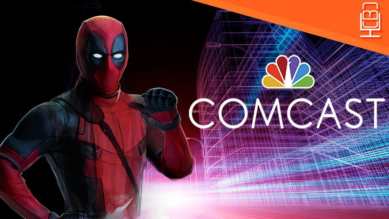 Image result for Comcast Looks to Wrest Fox Entertainment Assets From Disney