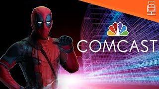 Comcast drops bid for FOX, leaving Disney to Buy assets!
