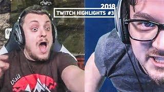 Pisti vs A VADON és Tigris a hóban! | Twitch Highlights 2018 #3