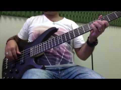 Yamaha TRBX 505 electric bass Sound Samples