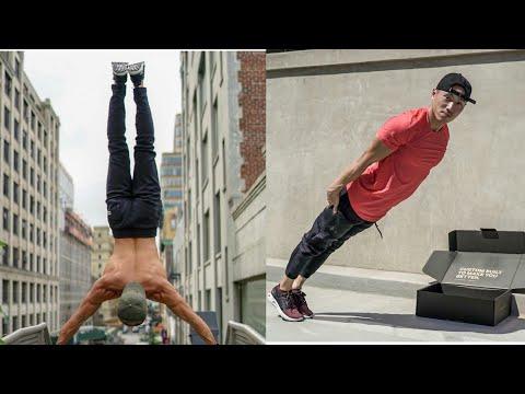 Warren James Li Officialy Hardcore Push Up Crossfit And Calisthenics Unbelivable Gym Workout