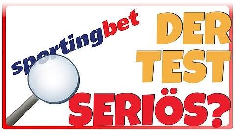 Sportingbet Test - Seriös oder Betrug?