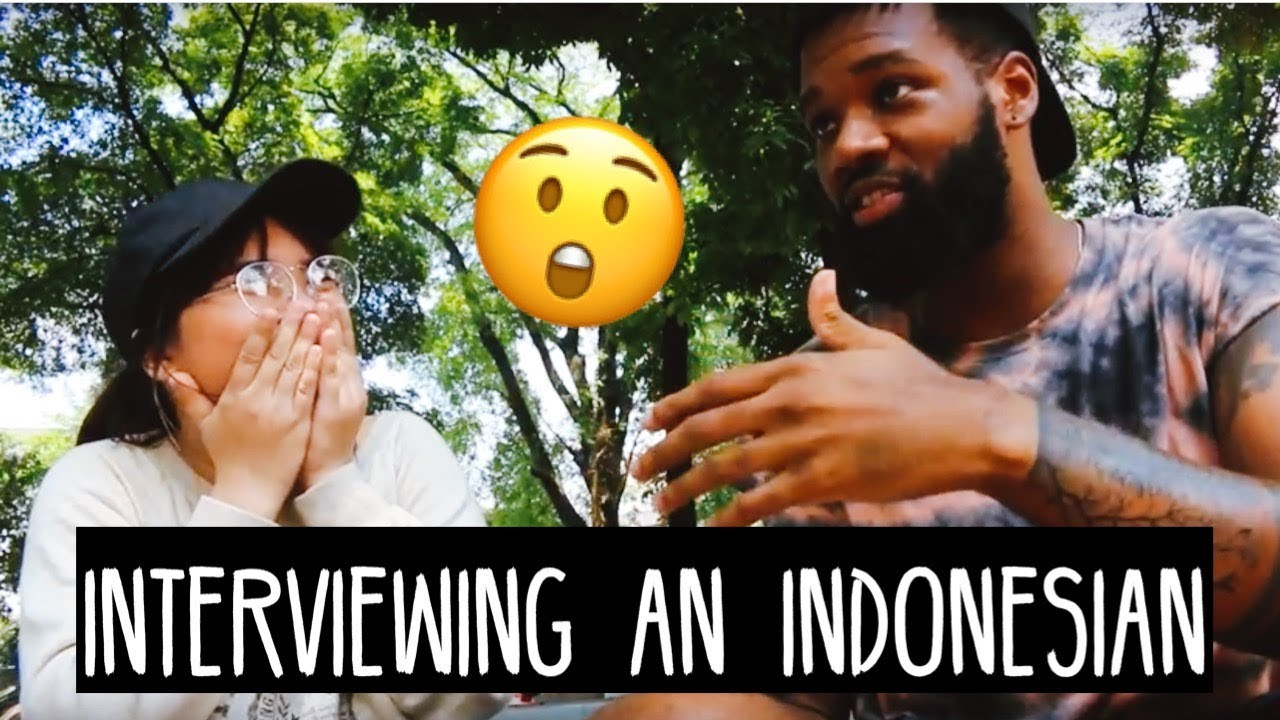 HOW DO INDONESIANS FEEL ABOUT AFRICAN AMERICANS & MORE: AN INTERVIEW   S.02 EP. 48