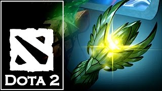 Dota 2 เปิดกล่อง : Tribute of the Sharpened Feather