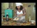 Shari Kazowie Shows You How To Make Bruschetta In A Suzie Homemaker Stove