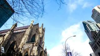 Hyperlapse Montréal thumbnail