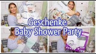 Extrem XXXL!!! ♡Geschenke der BABY SHOWER PARTY♡