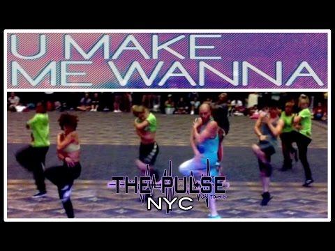 Kimberly Cole U Make Me Wanna feat Garza Choreography @BrianFriedman Pulse NYC