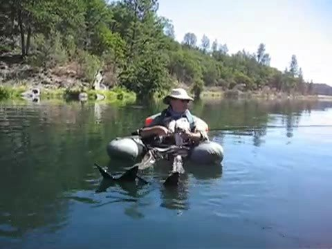 Fishing the pit river youtube for Sacramento bee fishing line