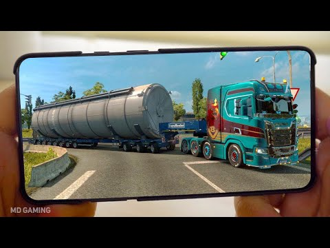 TOP 5 Realistic Driving Simulator Android&IOS Games  2020 | Best  Offline Simulator Games【MD】