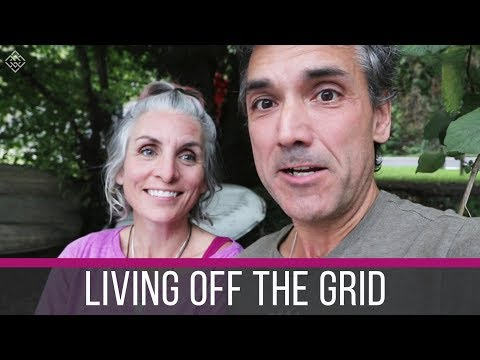 On Grid and Off Grid Camping - RV Switzerland - Episode 5