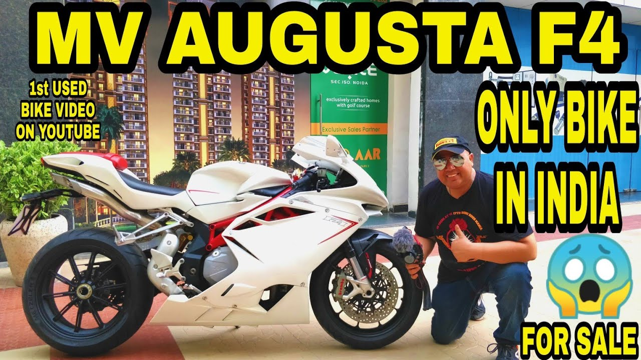 Mv Agusta F4 For Sale One And Only Superbike