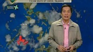 UH: Malaking bahagi ng Visayas, patuloy na uulanin dahil sa LPA