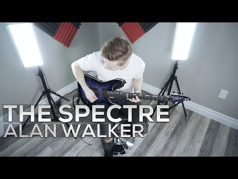 The Spectre - Alan Walker - Cole Rolland (Guitar Cover)
