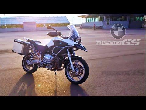 Ненастоящий ЭНДУРО | BMW R 1200 GS | Тест-драйв.
