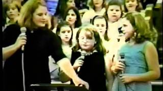free mp3 songs download - Girls trio singing a melody of gospel