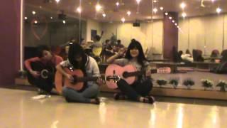 Cảm ơn tình yêu - Clb Guitar Tlu