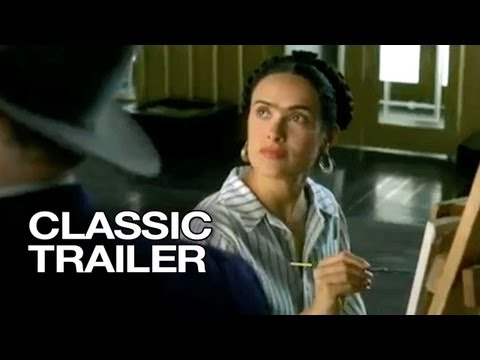 Frida (2002) Official Trailer #1 - Salma Hayek Movie HD