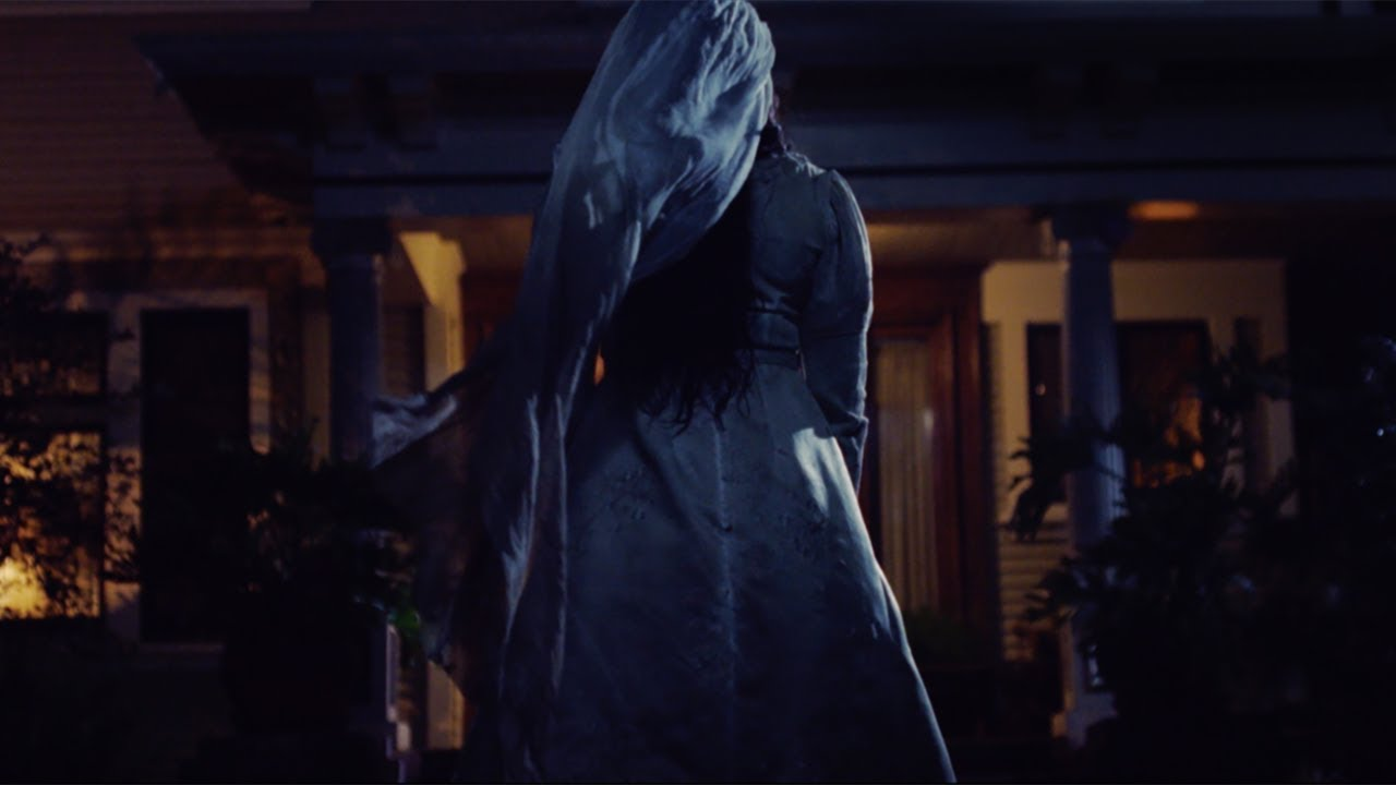 The Curse of La Llorona review – supernatural sleepover