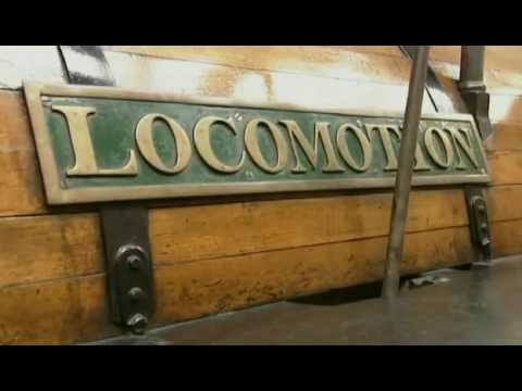 Fred Dibnah's Industrial Age S01 E05 Railways full version