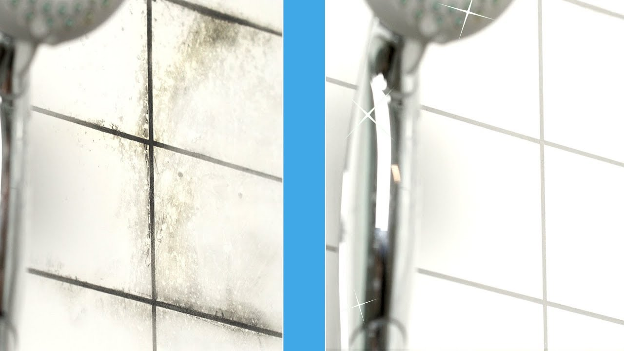 Mold cleaner: This spray removes fungus from the wall - YouTube