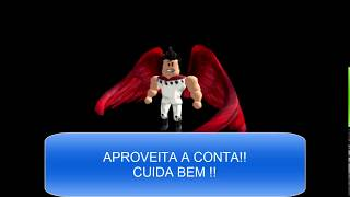 GIVING THE ACCOUNT OF ROBLOX JETZT IN DER BESCHREIBUNG!! ARRIVE FIRST AND WIN!!