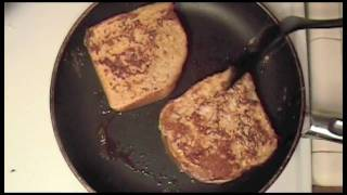 Cinnamon Vanilla French Toast Recipe with Bread From Scratch