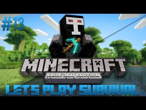 Minecraft Xbox | LP #13- Mob Spawner Trap!!