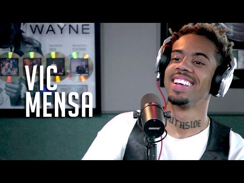 Vic Mensa Goes in Depth on Working w/ Kanye On Ebro in the Morning