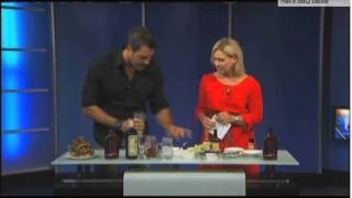 Chef Sharone Hakman Hak's Chipotle Bourbon Bbq Sauce On Fox 12 Oregon