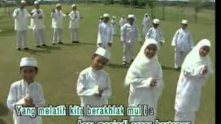 BULAN RAMADAN - ALIFBATA & ALIFFILAYA [Official MV]