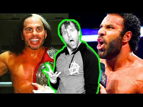 LAZY DEAN? MORE JINDER! #BROKEN GIMMICK COMING TO WWE? (DIRT SHEET Pro Wrestling News Ep. 39)