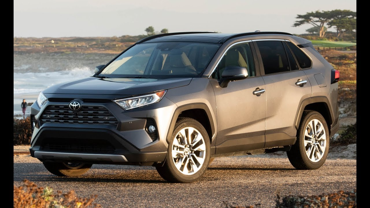 2019 Toyota RAV4 Limited Interior, Exterior And Drive