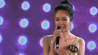 Gambar cover Phần thi làm khán giả đứng hình của top 5 Người đẹp xứ Dừa 2019