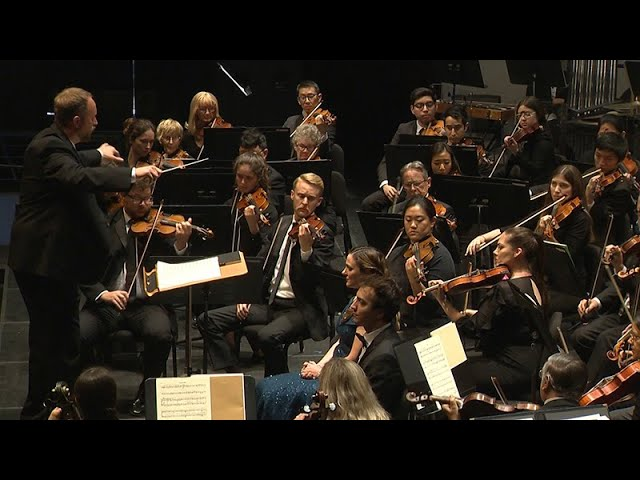 George Butterworth's The Banks of Green Willow - La Jolla Symphony & Chorus
