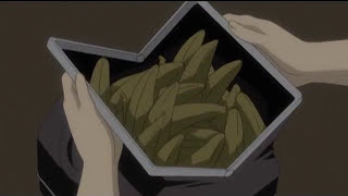 Taken from Higurashi no Naku ni Kai: Ura Higu Bananas.