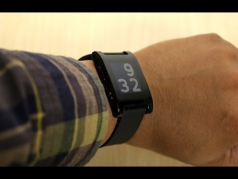 Pebble Smartwatch Review (iOS/Android)