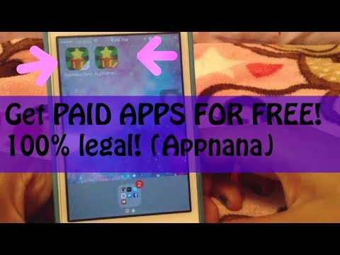 How to get paid apps for free! 100% working and Legal❤️ Appnana! (not a sponsored video)