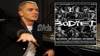 Eminem speaks on