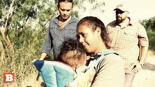 Exclusive: Breitbart News Encounters Asylum Seekers Crossing Texas Border