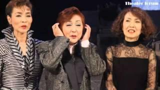 宝塚OGが歌謡曲をカバーするCD『麗人 REIJIN』。 3枚目になる今回は...