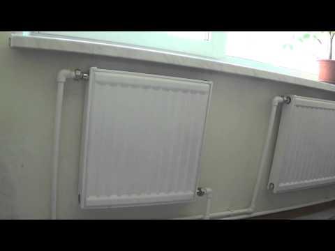 Каким давлением выполняют опрессовку системы отопления зданий