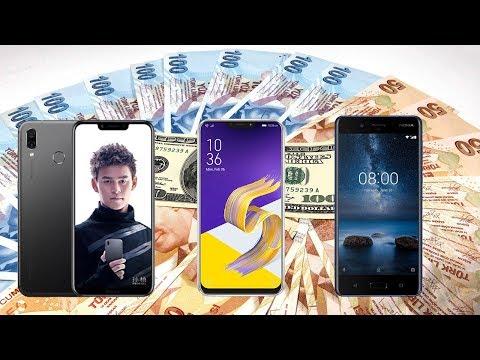 Bu Dolar kurunda en alınası akıllı telefonlar! (F/P kralları)