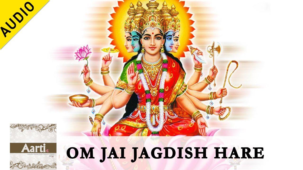 Om Jai Jagdish Hare | Anuradha Paudwal & Kavita Paudwal | Aarti | Musica