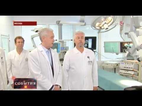 ТВЦ В Боткинской больнице после капремонта открылся 21 корпус