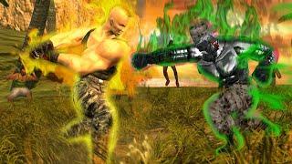 [TAS] Tekken Tag Tournament - Jack-2